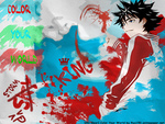{Air Gear} The Sky King