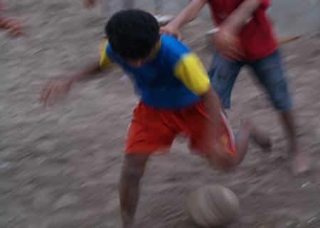 pushed - soccer, boys, push, motion
