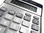 Calculator, big calculator