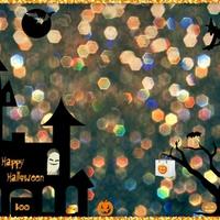 Sparkling Halloween
