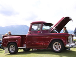 GMC Truck at the Radium Hot Springs car show 96