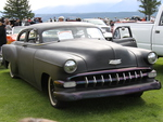 Chevrolet 1954 at the  Radium Hot Springs car show 105