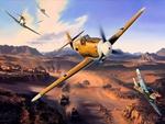 Desert Warfare
