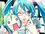 vocaliod_-*miku(bleeh)tongue out