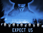 Anonymous Wallpaper - Exprect Us
