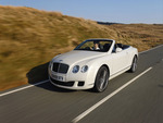 Bentley continental gtc-speed