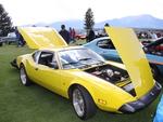 Chevrolet Corvette at the Radium Hot Springs car show 112