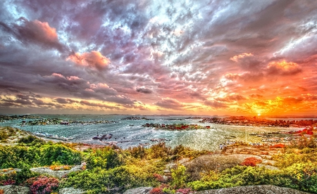 HDR - High Dynamic Range - image, high dynamic range, background, nice, landscapes, flowers, waterscape, paisage, hills, sunrises, port, oceanscape, harbour, purple, seascape, red, beautiful, leaves, sand, green, beije, horizon, foam, maroon, paisagem, day, hdr, desktop, branches, pc, scene, oceans, orange, clouds, cenario, scenario, evening, islands, paysage, cena, houses, panorama, scen, water, cool, awesome, computer, photoshop, bay, ships, brown, sea, picture, photography, sunsets, land, amazing, view, baots, line, leaf, range, plants, harbor, coast