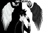 Air Gear Good and Evil