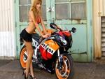 Honda Babe