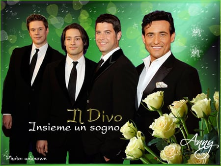 Il Divo Reach For The Stars Music Entertainment