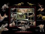 Dinosaurs of Vlad Konstantinov