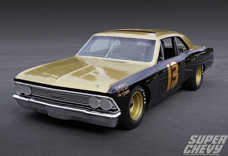 67 Smokey Yunick Chevelle