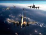 B-17's Over Germany
