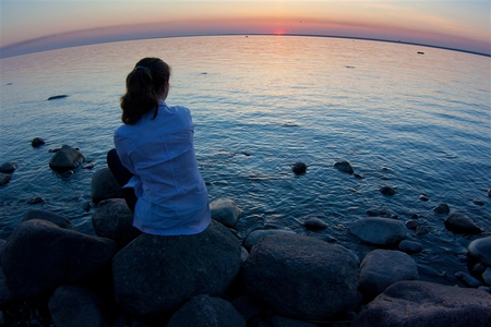 Sunset and me - Sunsets & Nature Background Wallpapers on Desktop Nexus  (Image 838568)