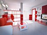 Interior Design (( Red ))