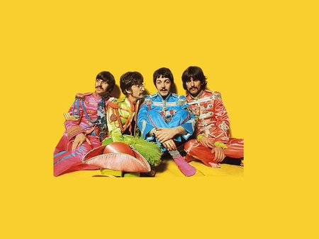 Beatles Sgt Pepper Lonely Hearts Club Band Music Entertainment