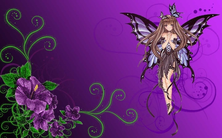 The Goth Fairy Other Abstract Background Wallpapers On Desktop