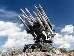 Anti aircraft missile (SAM)