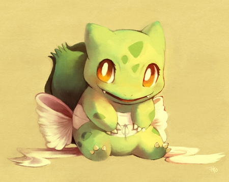 bulbasaur pokemon anime background wallpapers on desktop nexus