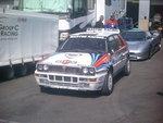 Lancia Delta HF Integrale Evoluzione WRC