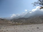 annapurna himalaya range in nepal