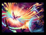 Vs Ho-oh and the Sacred Fire