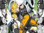Cooler vs Goku & Vegeta