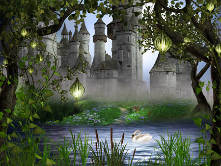 Magical World - Fantasy & Abstract Background Wallpapers ...