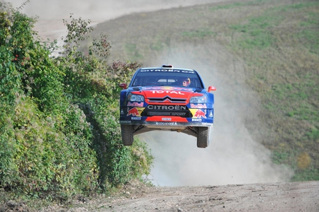 On The Heights - loeb, ds3, citroen, wrc
