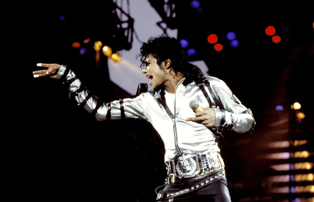 ♪ ♬ On stage, when you belong Michael ♪ ♬ - michael jackson, colorful, artist, wonderful, music, beautiful, singer, legendary, silver, dancer, lights, entertainment, forever, stage, the best of all times