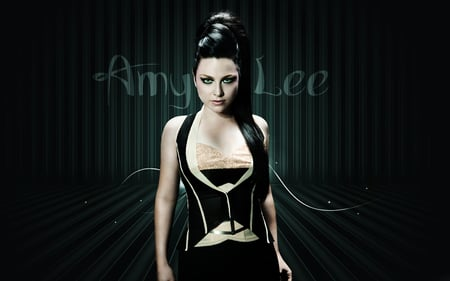 Amy Lee - amy lee, hot, babe, sexy