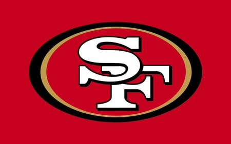 San Francisco 49ers Logo F5 - Football & Sports Background ...