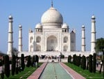 taj mahal ( one of the 7 wonders )