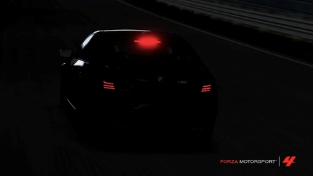 Forza 4 Brakes - brake lights, bmw, forza, brakes, forza 4, m5, lights