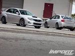 Fast Five Subaru Wrx