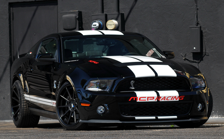 Ford Mustang Shelby Cobra - shelby, mustang, cobra, ford