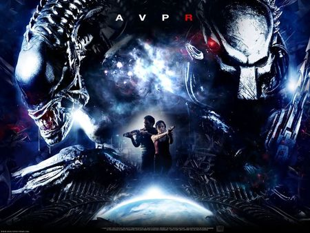 Alien vs Predator Requiem - alien, movie, sci-fi