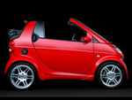 Smart Brabus Ultimate 2005