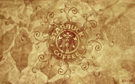 Starbucks Coffee Wallpaper Other Abstract Background