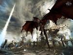 Vindictus Dragon