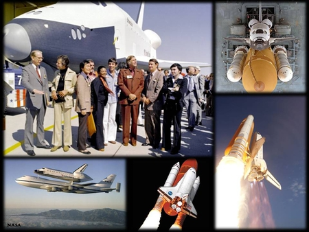 Space Shuttle Legacy - shuttle, space shuttle, nasa, spacecraft