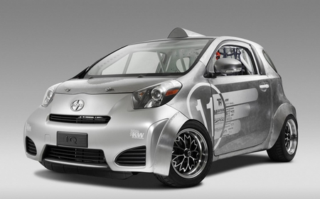 Scion iQ Racing - cars, racing, scion, iq