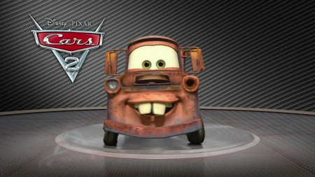 TOW MATER ( cars ) - Movies