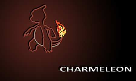 Charmeleon the Flame Pokemon - fire, pokemon, flame, charmeleon