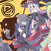 Minecraft Happy Halloween