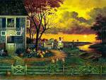 Charles Wysocki - Supper Call