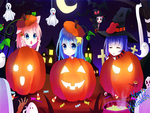 Happy Halloween!! For all my DN Friends :D