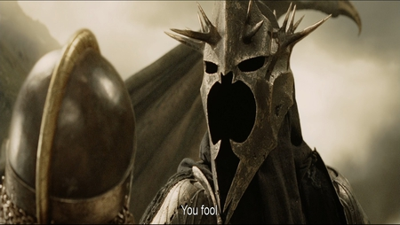 Nazgul Leader - reaper, nazgul, witch king, lord of ther rings