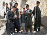 SOME LUCKY STUDENT KIDS IN AFGHANISTAN
